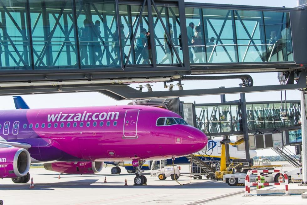 Z Wrocławia doRejkiawiku. Nowe połączenie Wizz Air