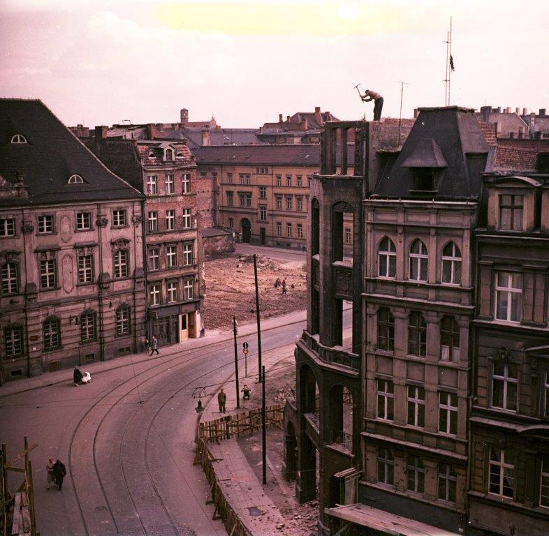 W poszukiwaniu koloru - fotografia Włodzimierza Kałdowskiego