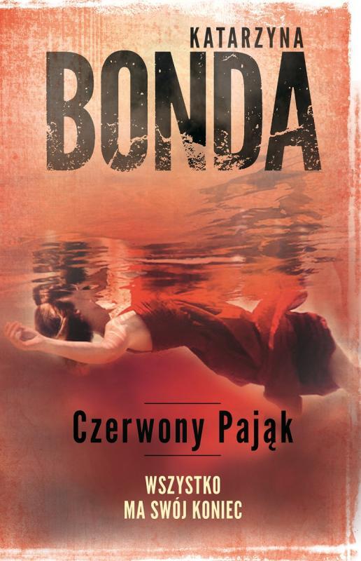 KONIEC – pożegnalna trasa literacka Katarzyny Bondy (czytaj też oksiążce