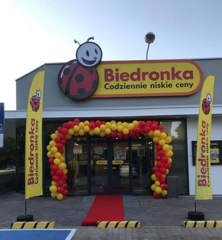 Odnowiony iulepszony: 1 lipca sklep Biedronka weWrocławiu powrócił wnowym formacie