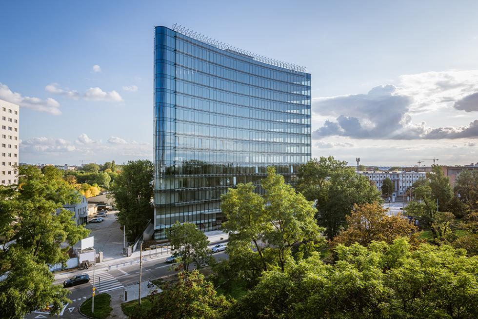 ENERIS wCarbon Tower weWrocławiu