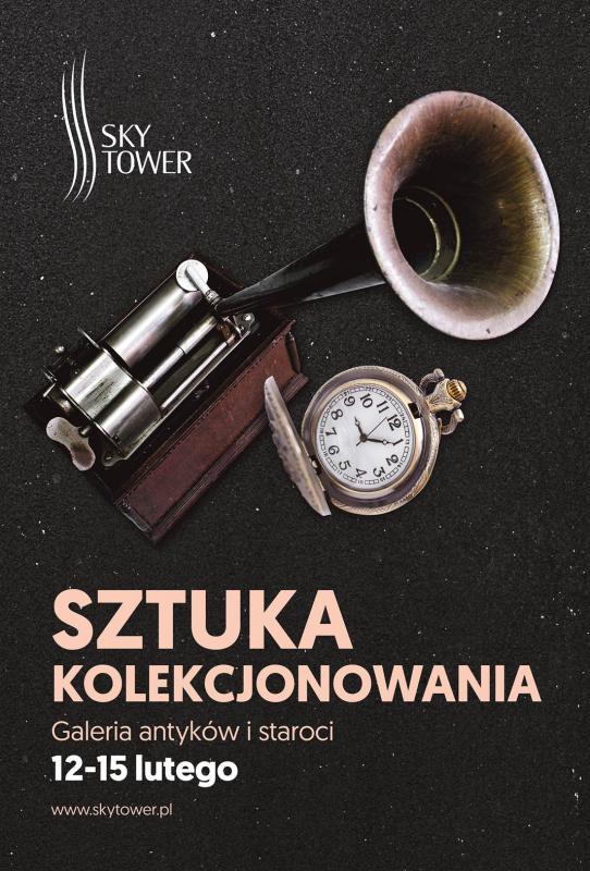 Sky Tower: Zimowa odsłona Sztuki Kolekcjonowania - Galeria Antyków iStaroci