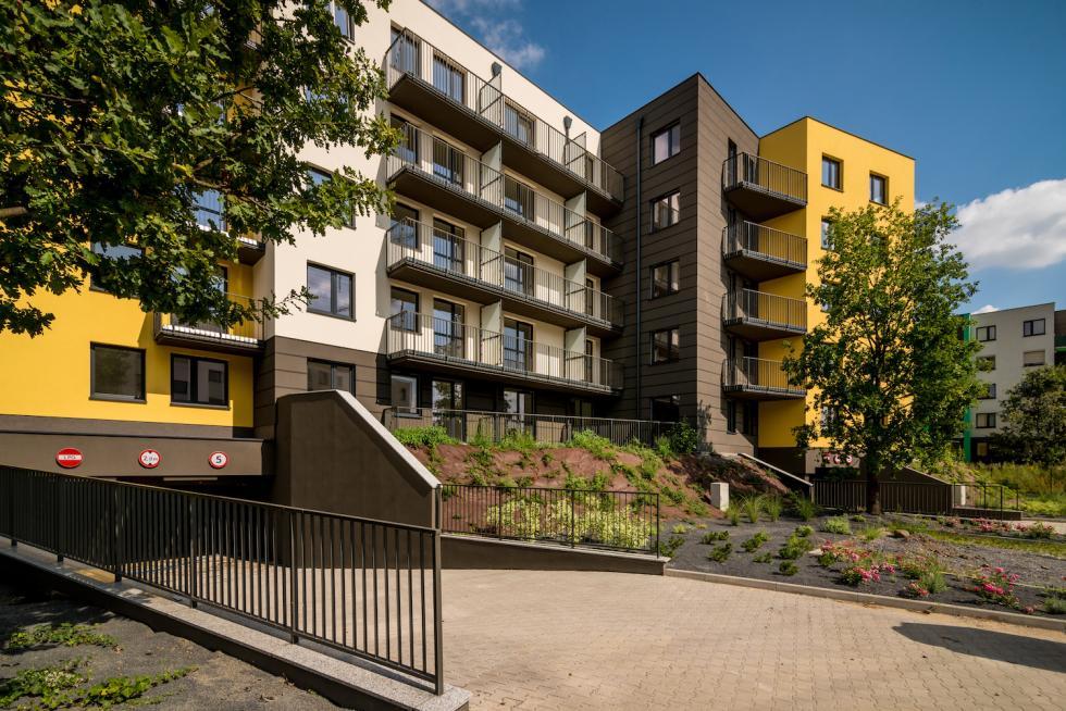 Wrocław: ostatnie mieszkania wtrzecim etapie Słonecznego Zakątka