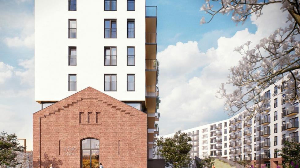 Eiffage rozpoczyna budowę Atmo weWrocławiu